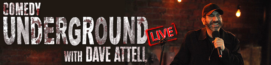 Comedy Underground LIVE