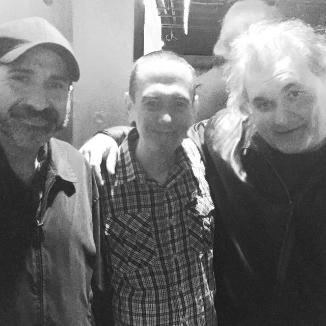 Me and the guys at last nights Hedberg Vinyl Releasehellip
