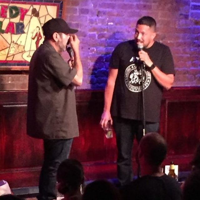 Thanks salvulcano for bringing it at the MilitaryFamily Benefit tonighthellip
