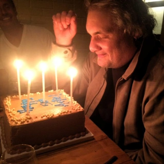 Artie you made it!!! Happy birthday brother Xox  artielange67hellip